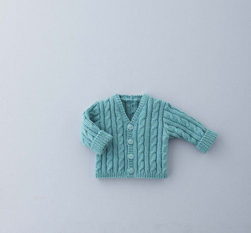 Baby Vestje Handwerkatelier Serdani