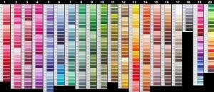 Bink-Fournituren-DMC-Mouline-kleurenkaart