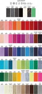 bravo kleurkaart 2016-2017